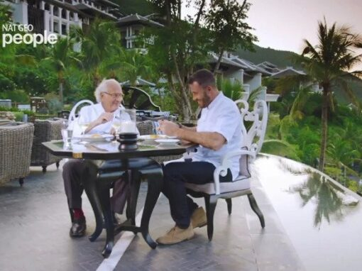 "Nat Geo ""Chef to Chef"" – Danang"