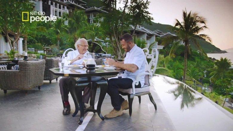 """Nat Geo """"Chef to Chef"""" – Danang"""